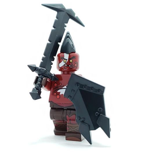 Custom LEGO® Minifigure - Orc Shaman