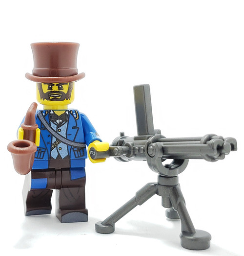 Custom LEGO® Minifigure - Union General