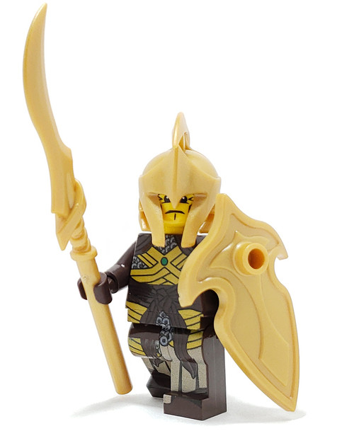 Custom LEGO® Minifigure - Elf Warrior