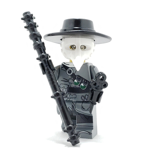 Custom LEGO® Minifigure - Plague Doctor