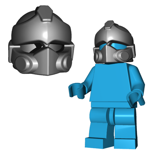 Minifigure Helmet - Resistance Trooper Helmet