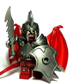 Demon Custom Lego Weapons