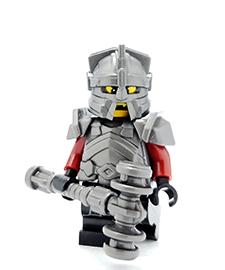 Dwarven Custom Lego Weapons