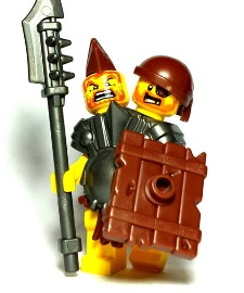 Ogre Custom Lego Weapons