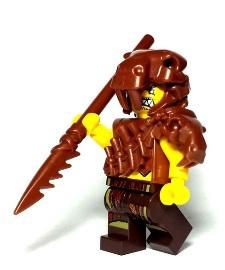 Sabertooth Custom Lego Weapons