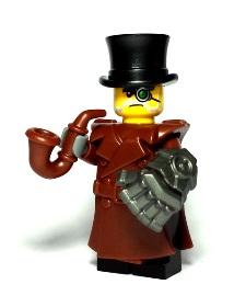 Steampunk Custom Lego Weapons