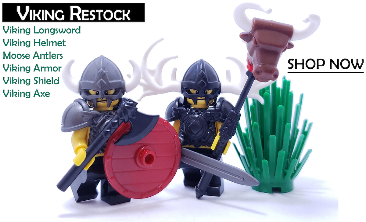 Viking Restock Our Most Popular Viking Items Are Back Selling Fast Grab Yours Now Brickwarriors