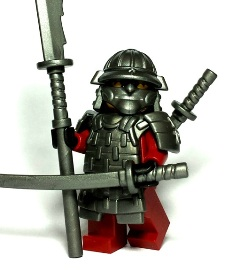 Samurai Custom Lego Weapons