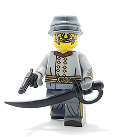 Civil War Custom Lego Guns