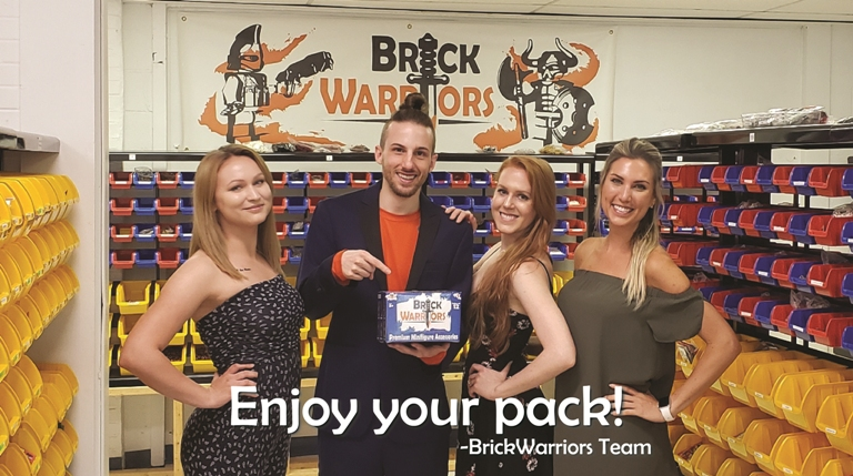BrickWarriors Team