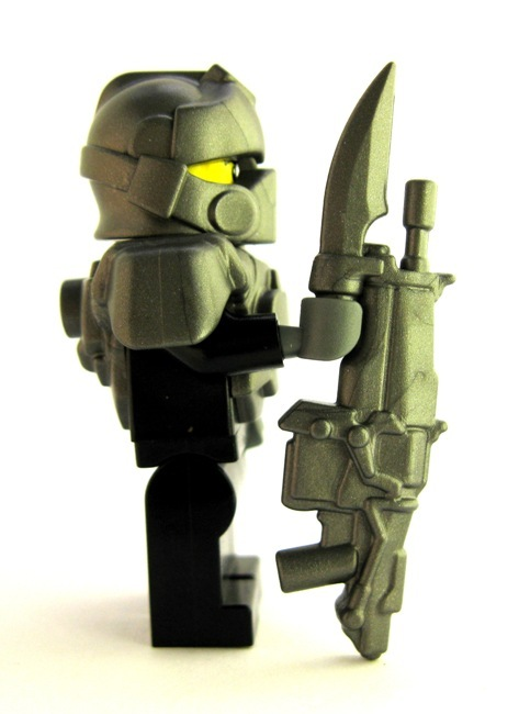 Custom Lego Gun Highlight - Impaler Assault Rifle