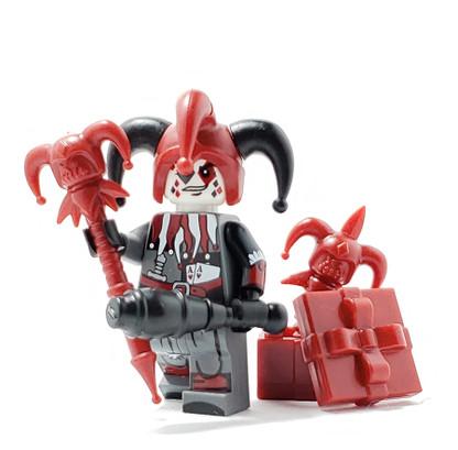 LEGO PLUME MINIFIGURE HAT HAIR HEADDRESS ISLANDER