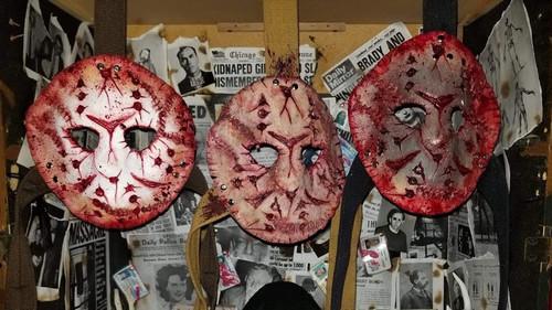 Flesh Hockey Mask