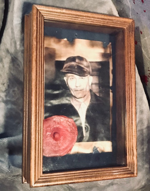 Ed Gein Picture Box Trophy