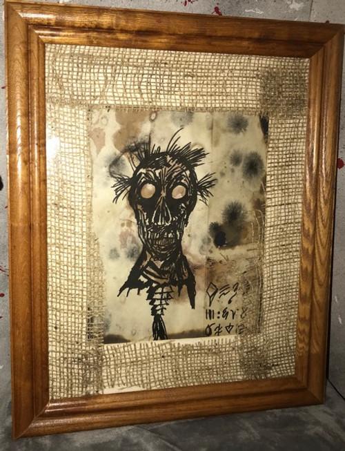 Framed Necronomicon