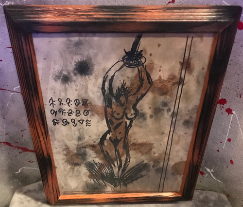 Necronomicon Framed Art