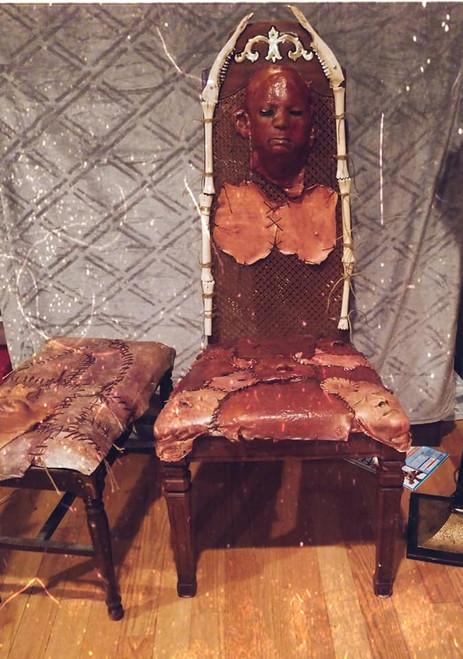 Gein Inspired Chair