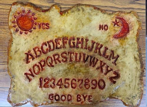 Flesh Ouija Boards