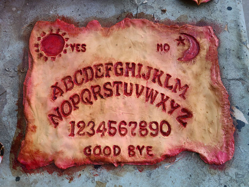 Flesh Ouija Boards
