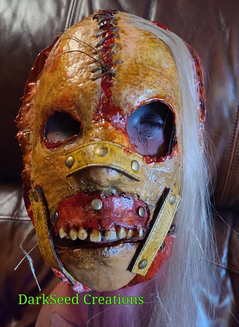 Layered Latex Skinned Facemask