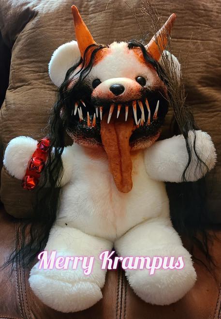 Krampus Christmas 2020 Promo