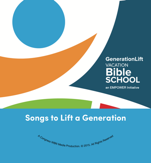 GenerationLift, Volume 1 - Songs To Lift A Generation
