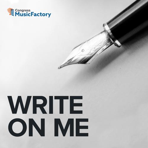 Write On Me - Digital Download