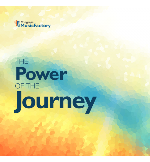 The Power of the Journey (Audio CD)