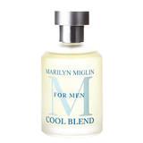 M For Men Cool Blend Cologne 3.4 oz