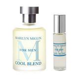"M For Men Cool Blend ""Irresistible"" Gift Set - NEW"