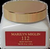Marilyn Miglin 112 Body Butter 8 oz.