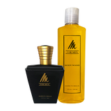 """Scent His Season!"" With M for Men Holiday Gift Set"