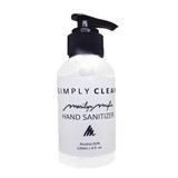 SIMPLY CLEAN Hand Sanitizer 4 oz - NEW