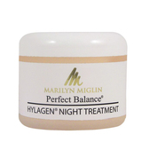 Perfect Balance Hylagen Night Treatment 4 oz