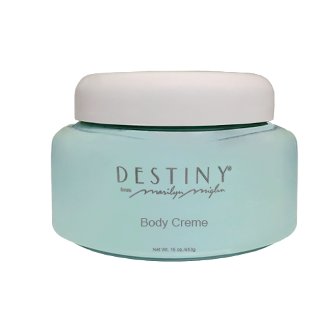 Destiny Body Creme 16 oz.