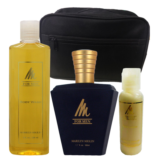 "M for Men ""Must-Have"" Gift Set"