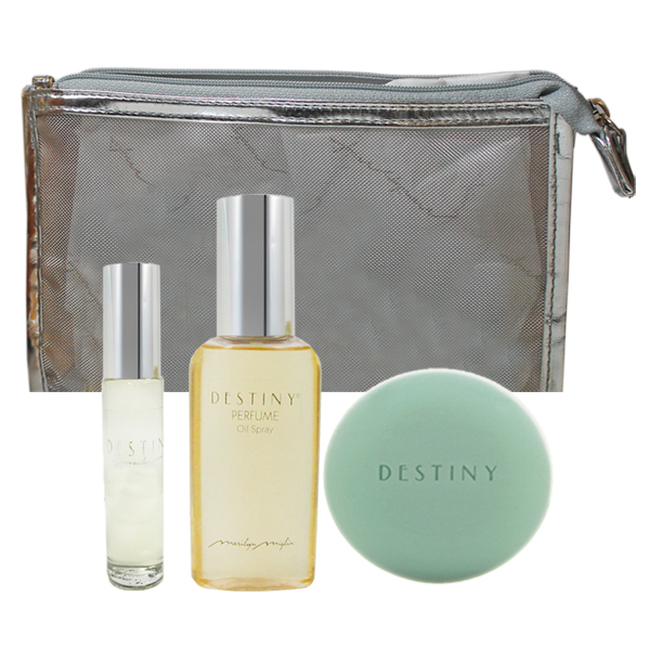 "Destiny ""Travel Favorites"" Gift Set"
