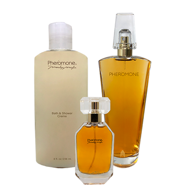 "Pheromone ""Accents of the Season"" Holiday Gift Set"