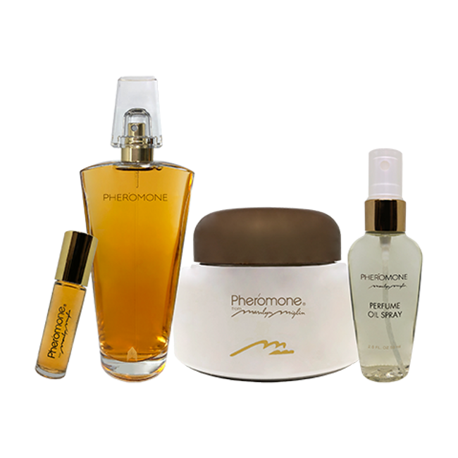 "Pheromone ""Seasons of Love"" Holiday Gift Set"