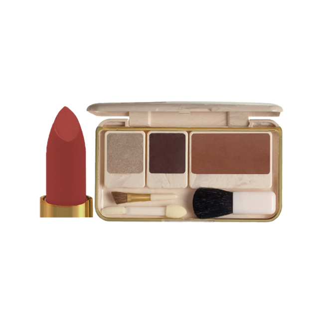 Sultry Glamour Color Palette