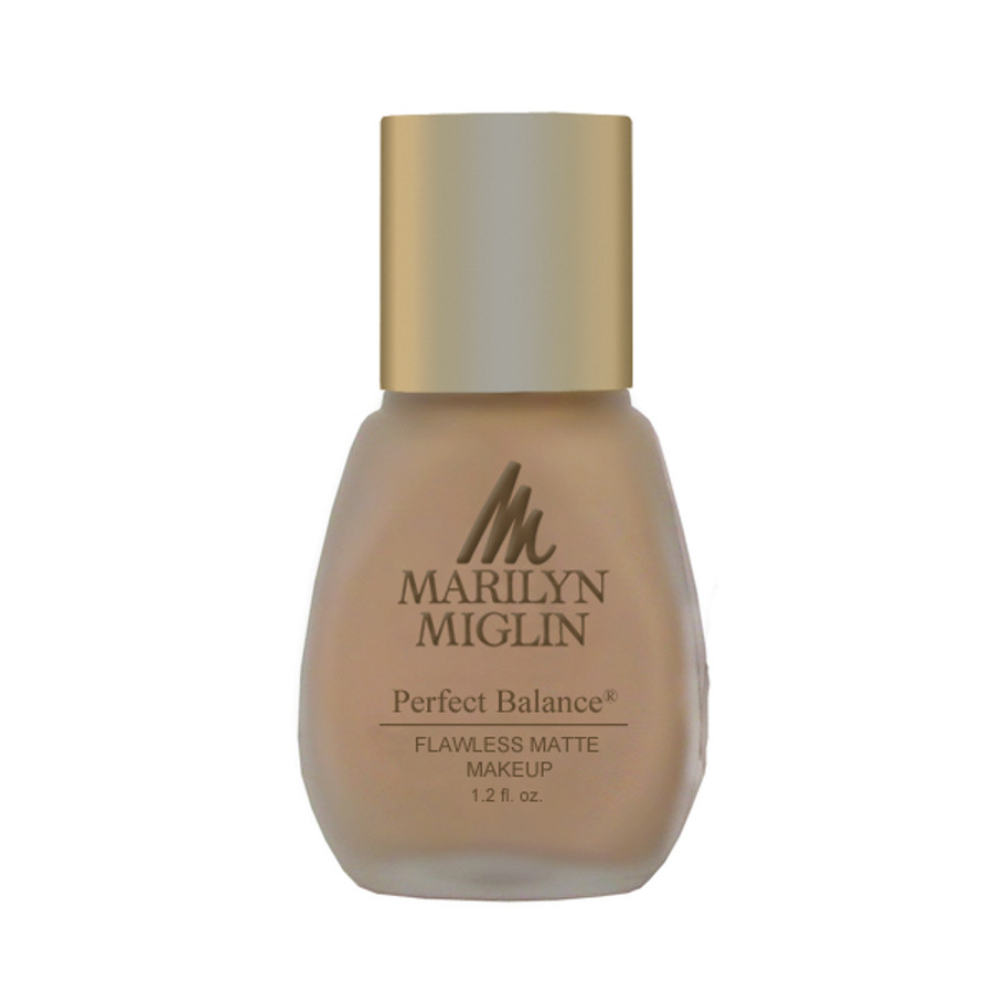 Flawless Matte Makeup 1.2 oz - Tan
