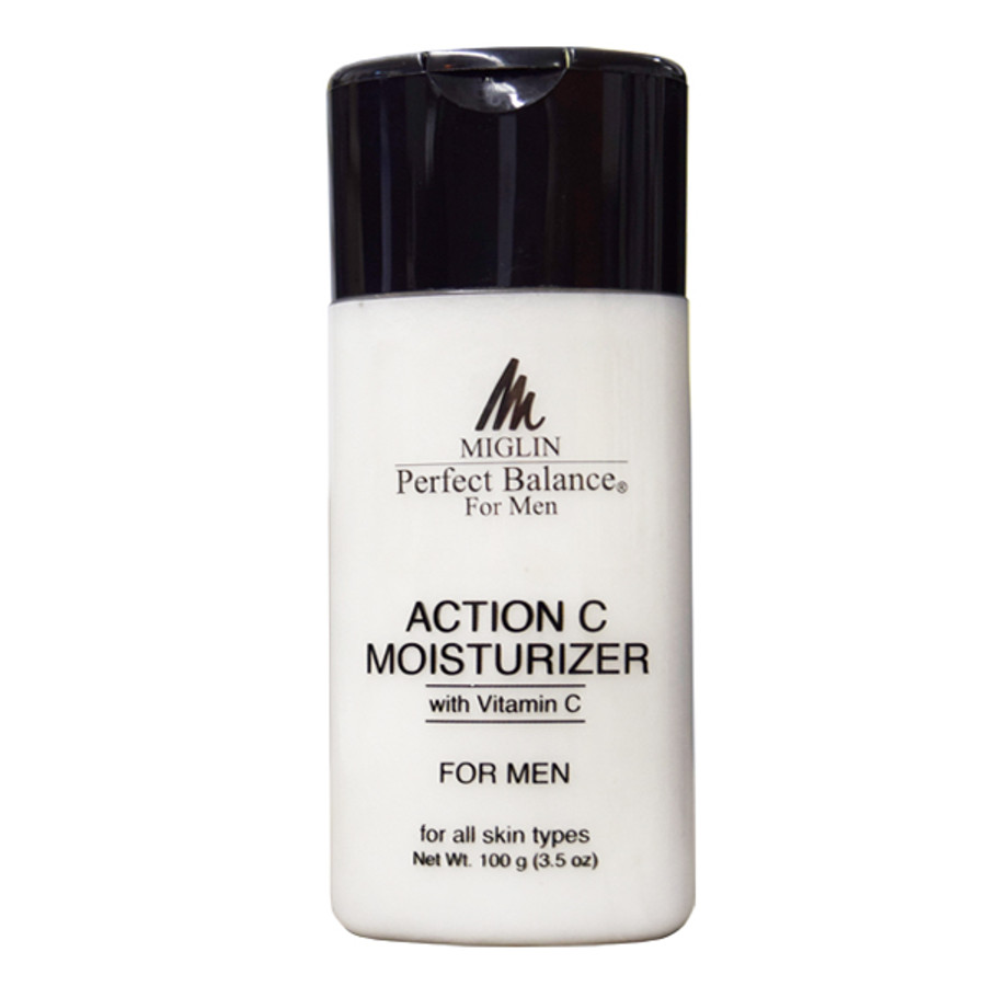 Perfect Balance For Men - Action C Moisturizer 3.5 oz - NEW