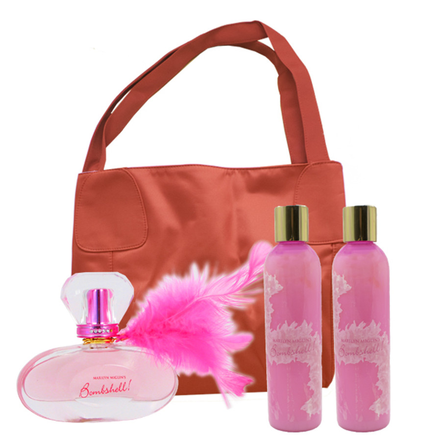 """Bombshell """"Who's That Lady?"""" Gift Set"""