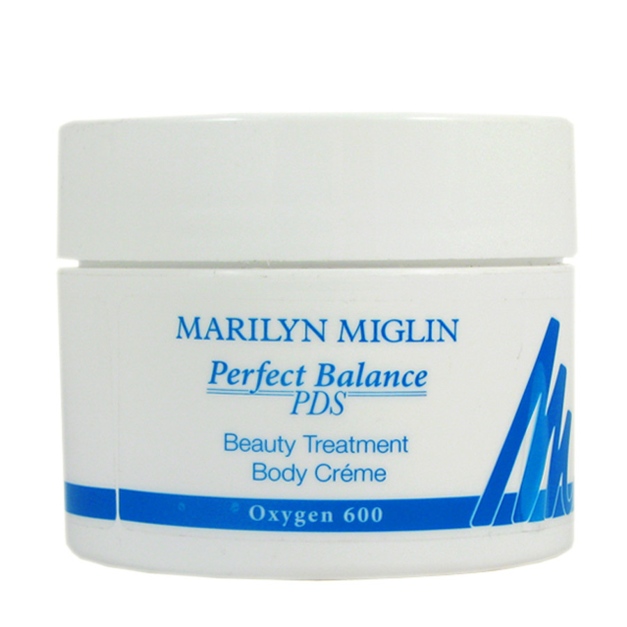 Oxygen 600 Beauty Treatment Body Creme 8 oz