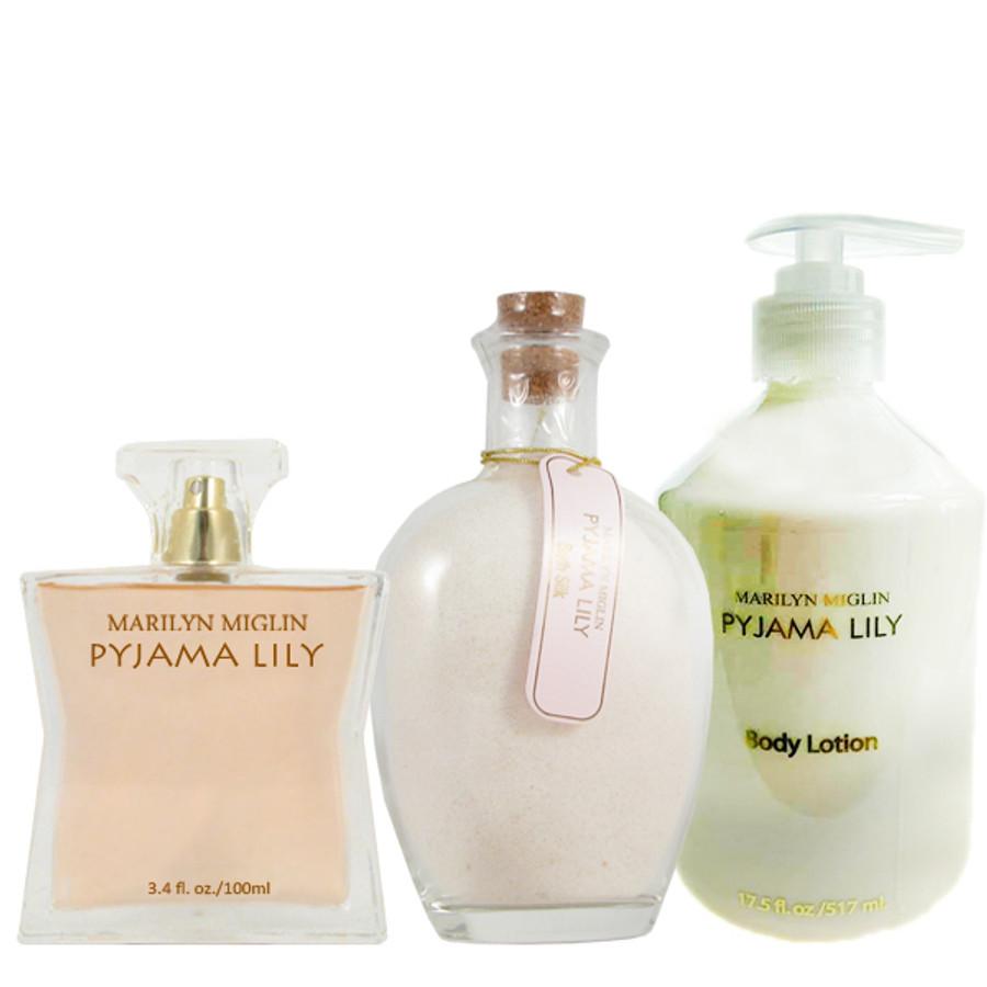 "Pyjama Lily ""Spring Fantasy"" Gift Set"