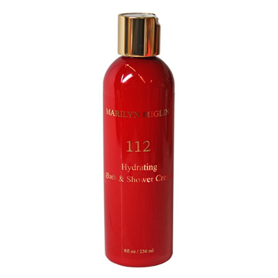 Marilyn Miglin 112 Hydrating Bath & Shower Creme 8 oz.