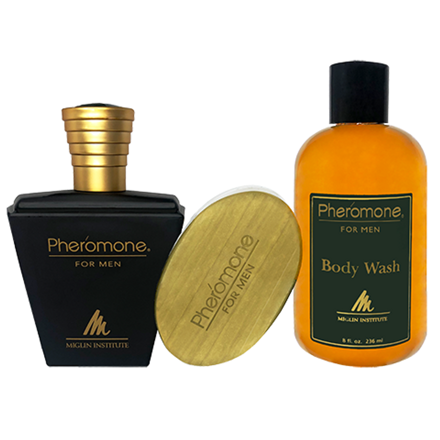 """Season Up!"" With Pheromone for Men Holiday Gift Set"