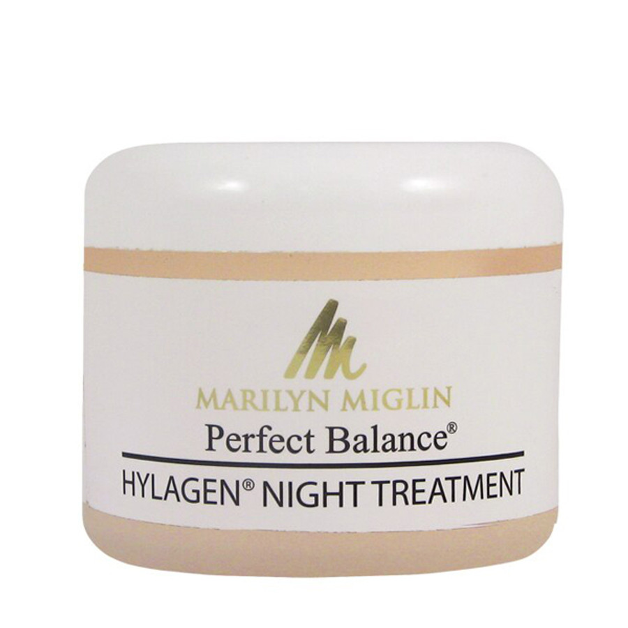Perfect Balance Hylagen Night Treatment 4 oz