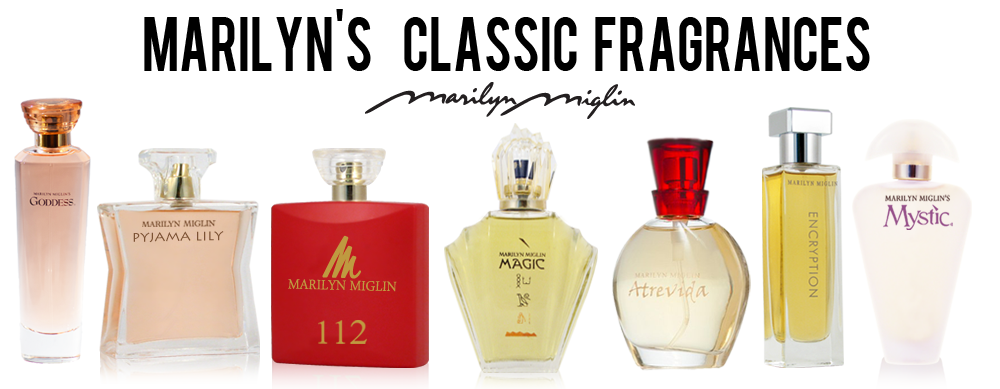 Marilyn's Classic Fragrances