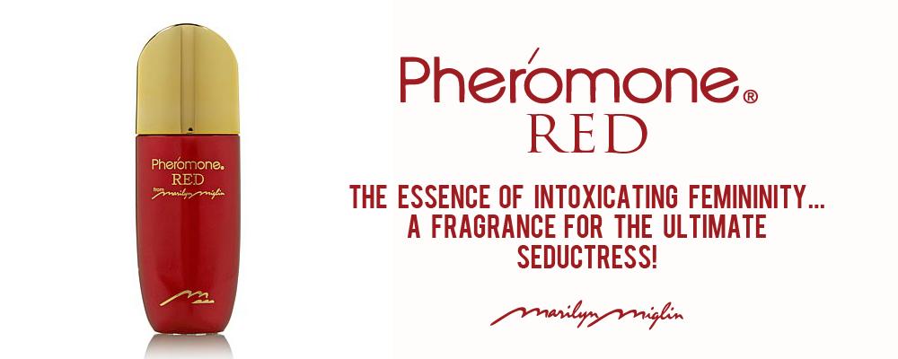 Pheromone Red Banner